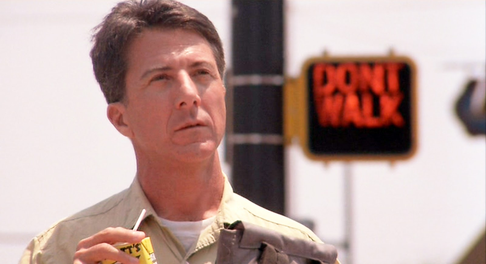 Dustin Hoffman in Rain Man, 1988
