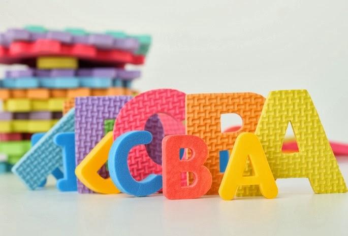 учим английский дети дошкольники алфавит АВС