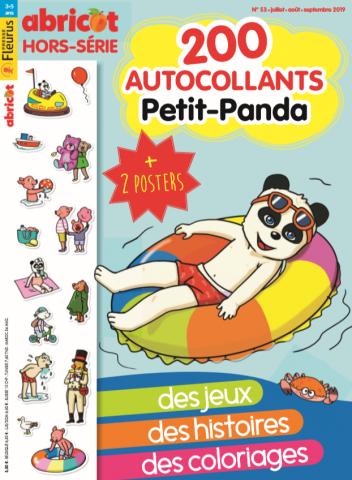 Hors série Petit-Panda