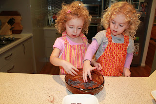 Microwave Choc Self Saucing Pudding