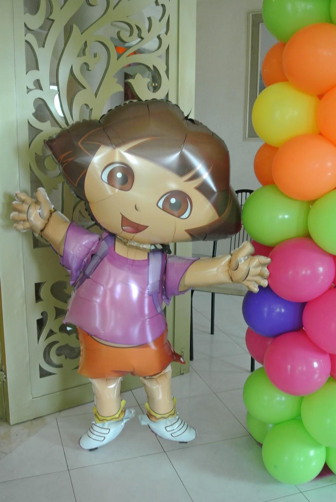 Parties By Agel Dora The Explorer Jungle Adventure