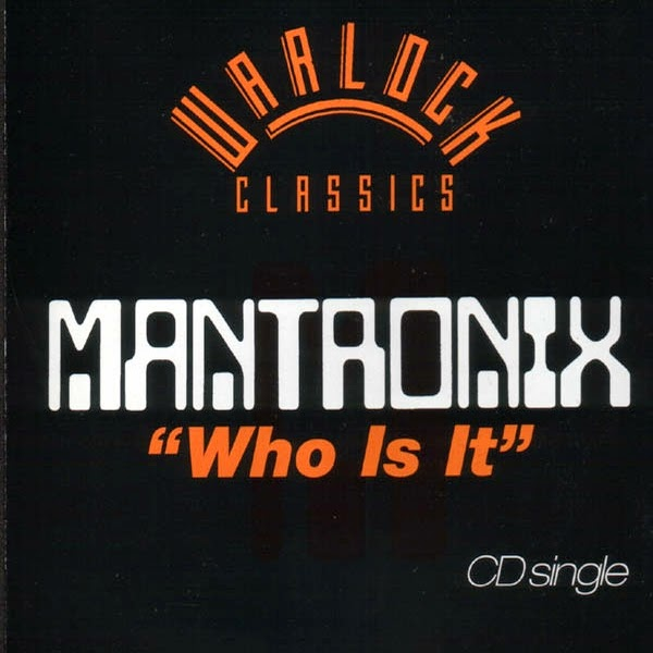 Mantronix - Who Is It? (U.S. CDM)