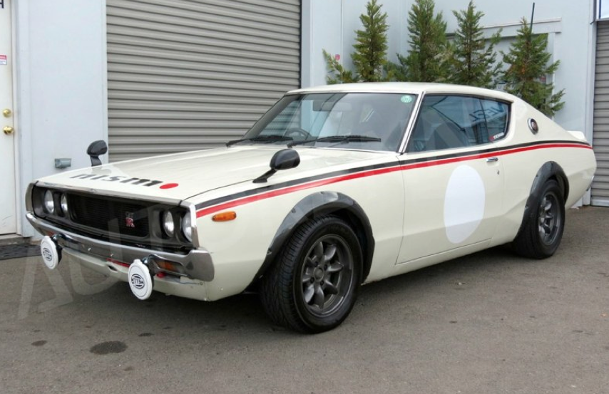 1977 Nissan Skyline 2000 Gt X Gt R Look Ken Mary Model 1 Of 3