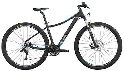 2013 Raleigh Eva 29er Comp Mountain Bike