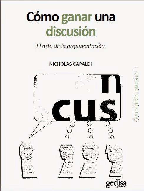 Como ganar una discusión - Nicholas Capaldi - PDF - Español