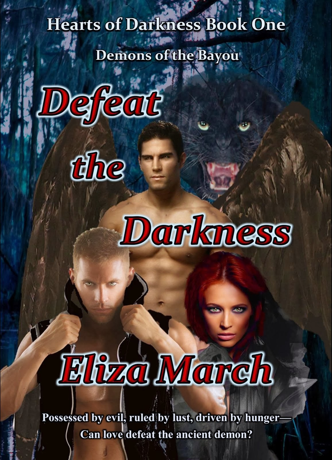 Hearts of Darkness Book 1