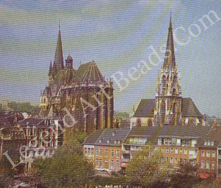 The city of Aachen Charles V. in the tradition of earlier Holy Roman Emperors, was crowned in the ancient city of Aachen. Darer arrived there in time for the coronation in October 1520, hoping to press his petition after the ceremony.