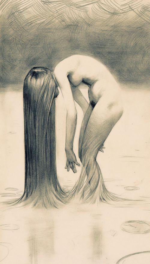 Miles Johnston deviantart ilustrações sensuais