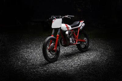 Bultaco Astro 360 ´76 Dirt Track