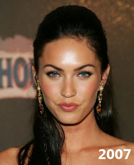 Megan Fox 2007