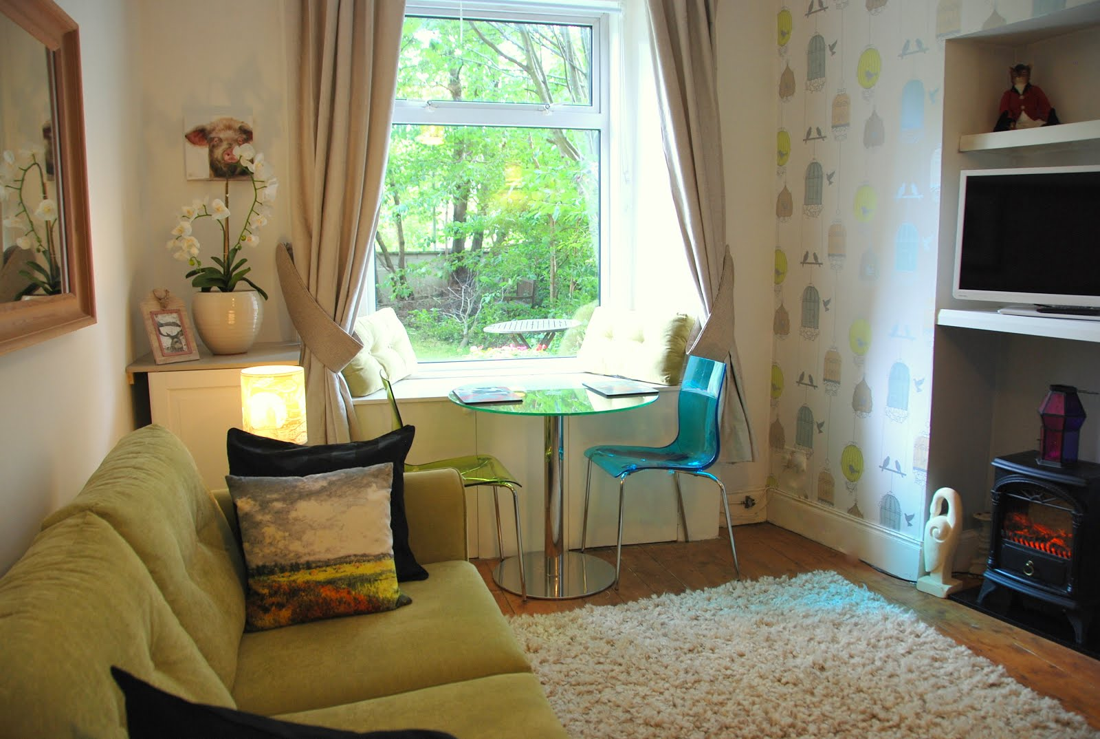 Edinburgh Garden Apartment