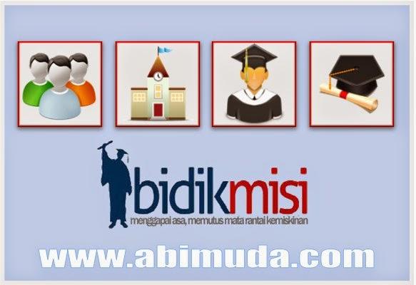 Syarat Pendaftaran bidikmisi 2015