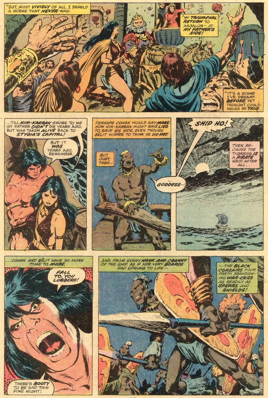 Conan the Barbarian (1970) Issue #74 #86 - English 8