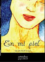 EN MI PIEL  (poemario)