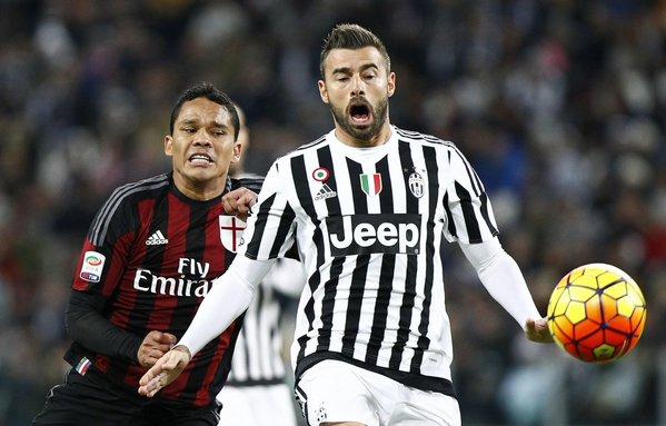 Guarda Milan-Juventus in Diretta Live TV