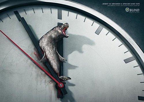 WWF Campagne publicitaire