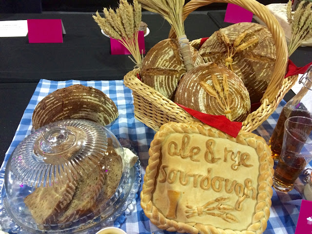 Cake & Bake Show Bread Basket