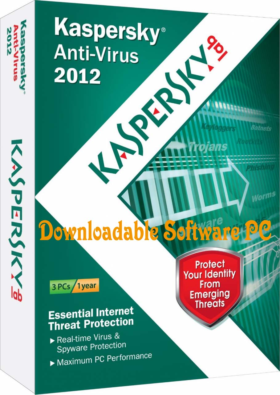 Kaspersky Antivirus 2012 Full Version For PC With License ...