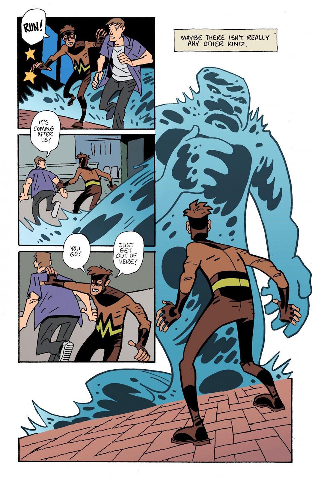 Mudman Issue #4 #4 - English 20