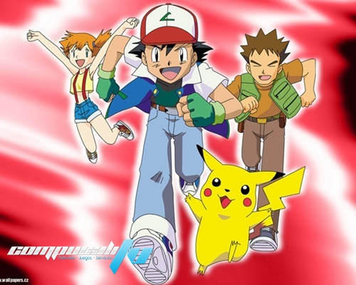 Pokemon Temporada 1 Español Latino
