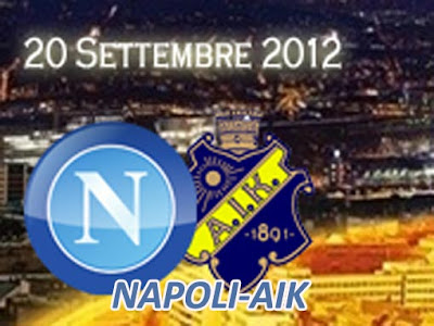 Napoli - AIK SOLNA streaming
