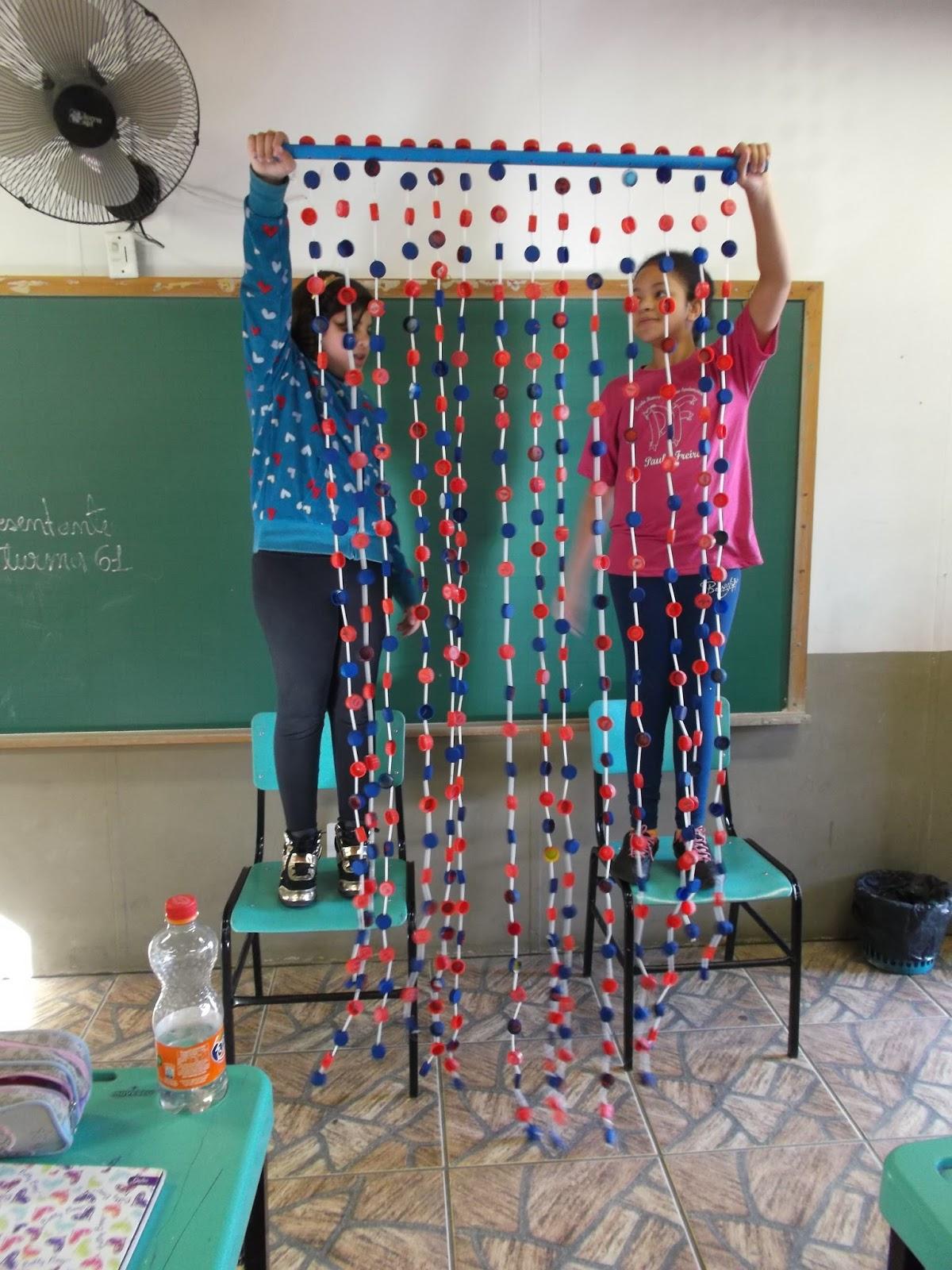 Escola Municipal Paulo Freire: Reciclagem Ciências e Artes. #20416C 1200x1600