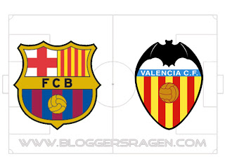 Prediksi Pertandingan Barcelona vs Valencia