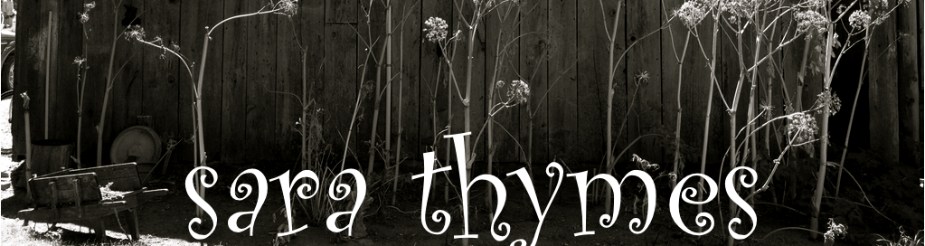 sara thymes