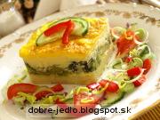 Brokolica so zelerovými zemiakmi - recept