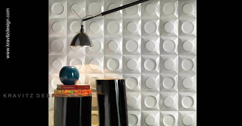 Cerámica de pared diseño Lenny Kravitz