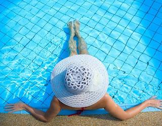 Costruzione e manutenzione di una piscina in muratura