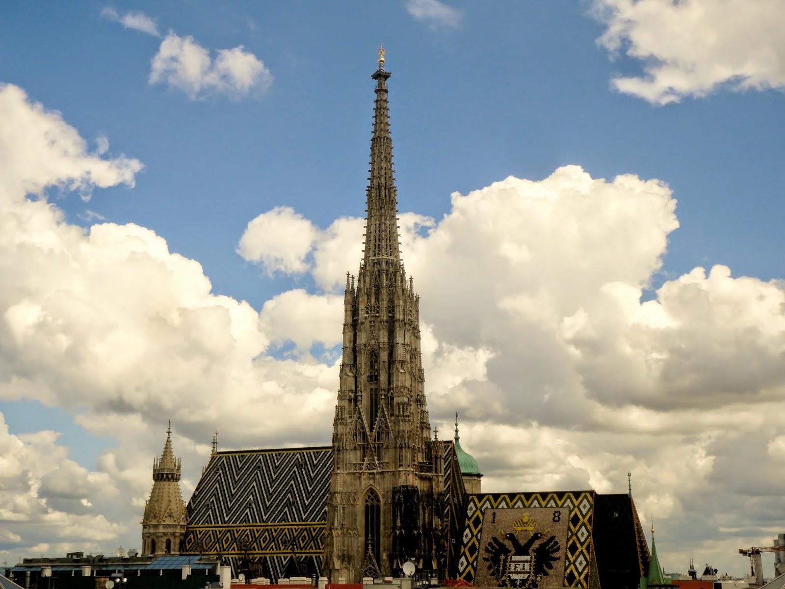 St Stephen's Cathderal, Vienna, Austria