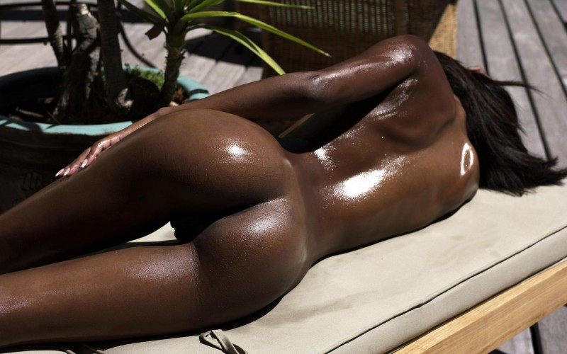 секси чернокожие девушки с большими попками фото