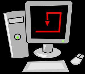 komputer restart sendiri