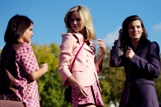 Miroslava, Elin y Hanneli para Louis Vuitton
