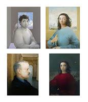 Classical Portrait Painting San Francisco