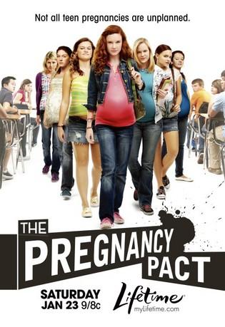 Le pacte de grossesse affiche
