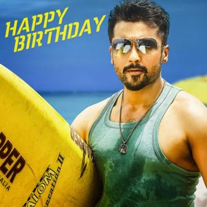 Actor surya s anjaan movie latest hairstyle pictures