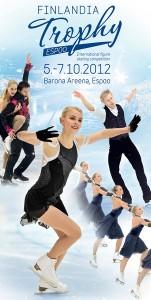PATINAJE ARTÍSTICO-Finlandia Trophy 2012