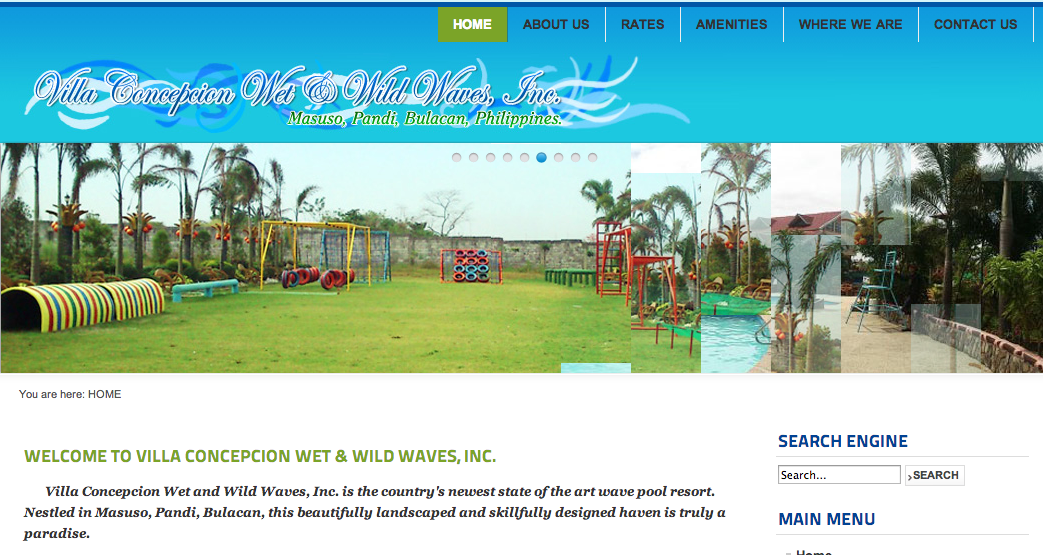 Pandi Philippines  City new picture : Villa Concepcion Wet and Wild, Inc. Resort in Masuso, Pandi, Bulacan