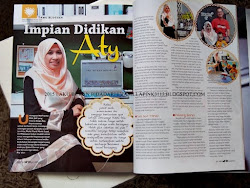 FEATURED in Majalah Ibu&Anak