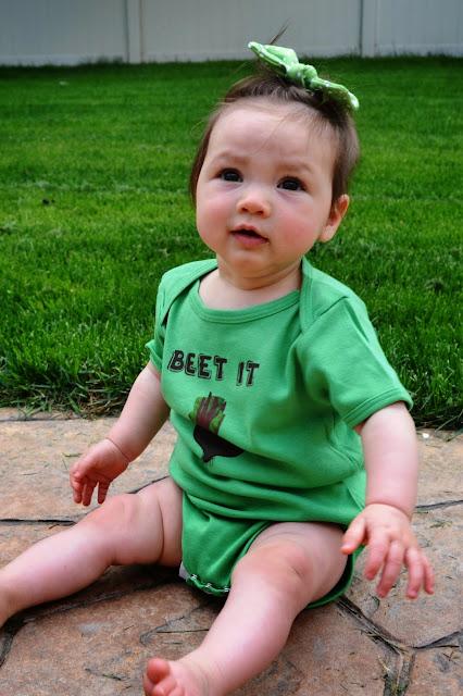 Baby's Got Soul Unique Baby Onesies