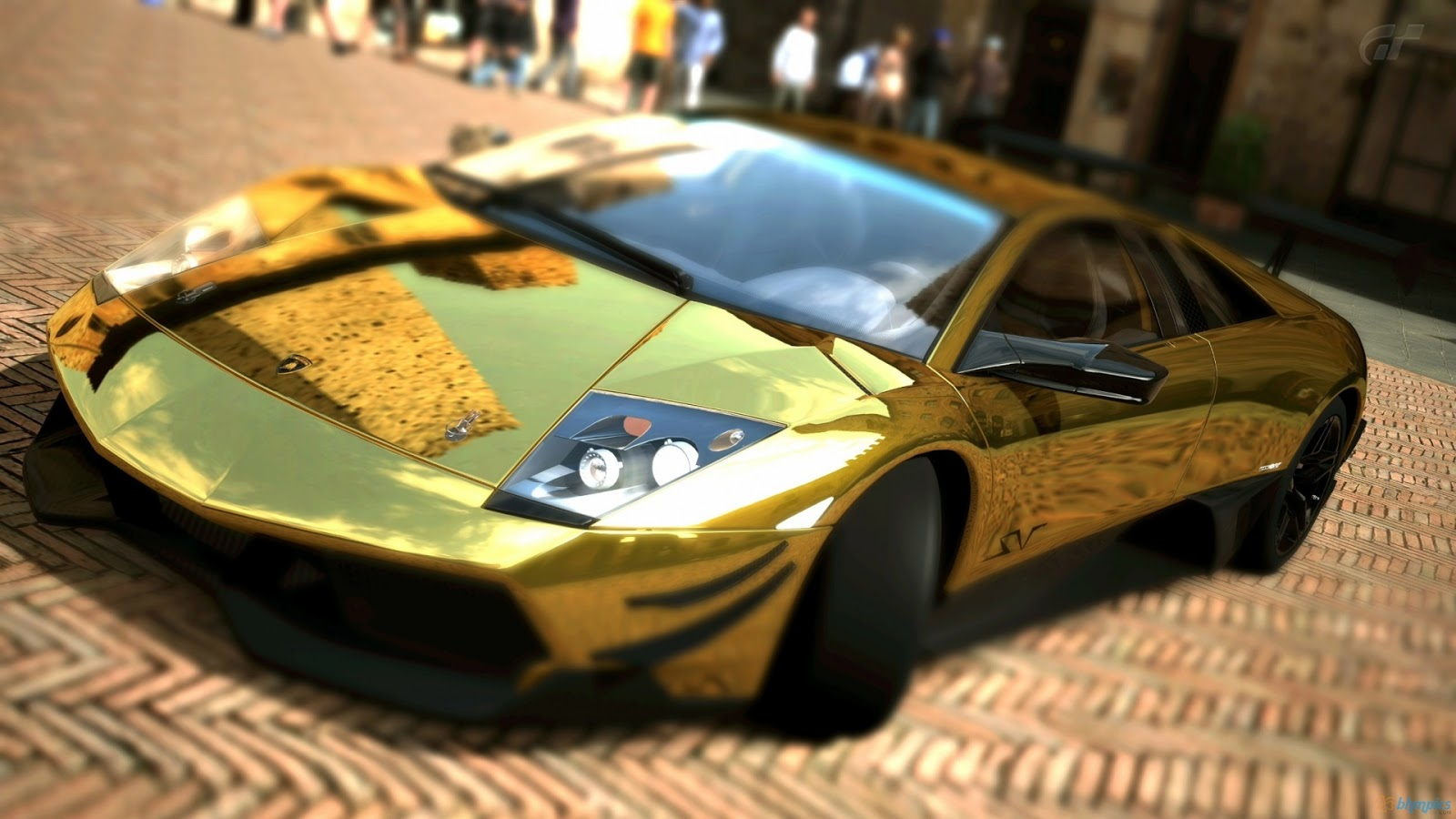 Garrett S Lamborghinis July 2013