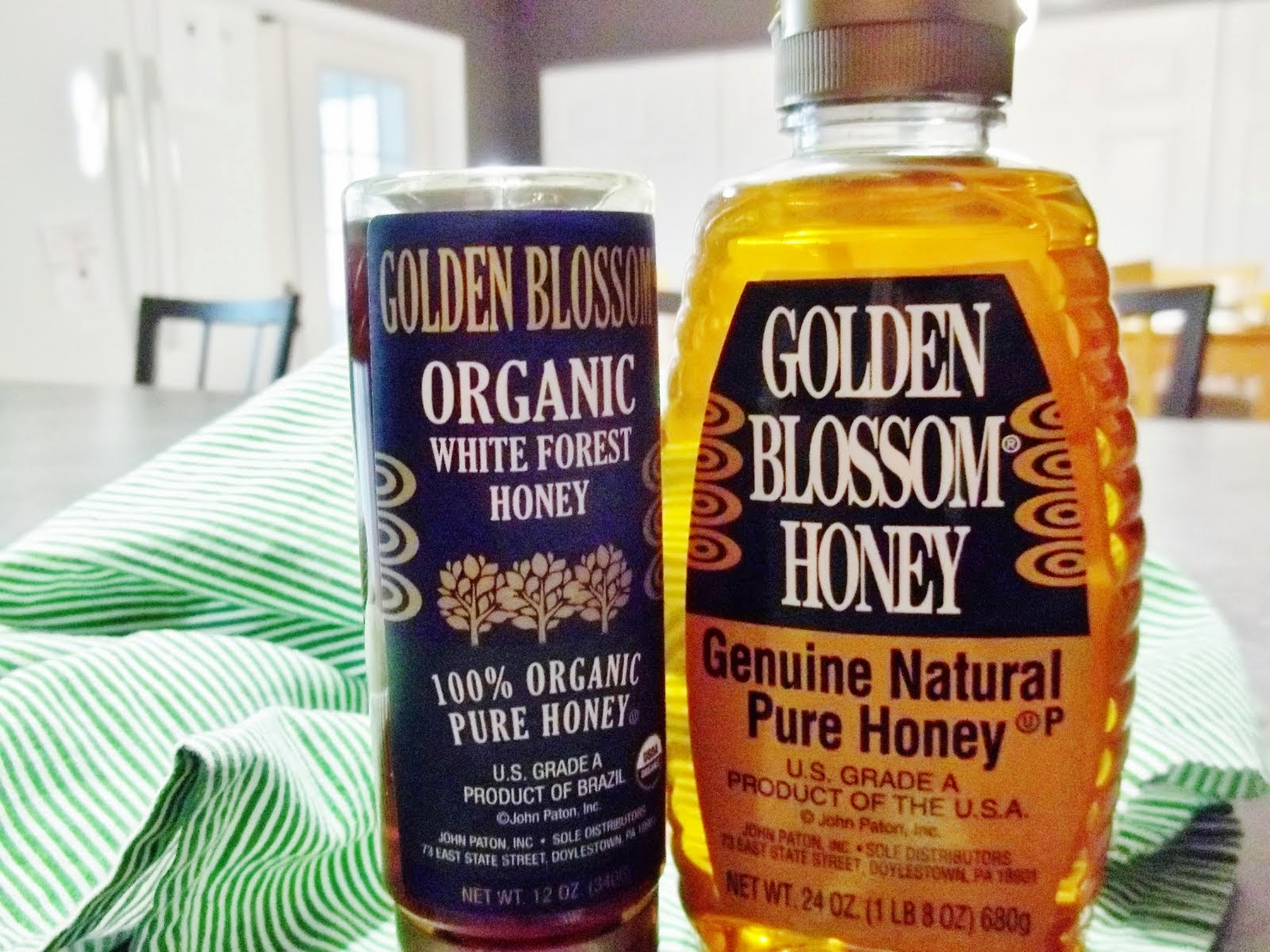 Enter the Golden Blossom Honey Giveaway! Ends 4/12