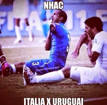 Luiz Suárez não leva desaforo pra casa