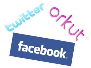 Mensagens com desenhos para Orkut e Facebook