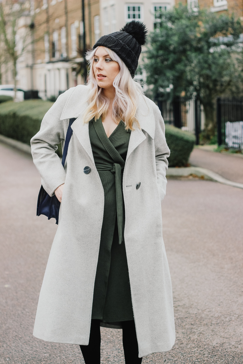 Oversized Maxi Coat Asos