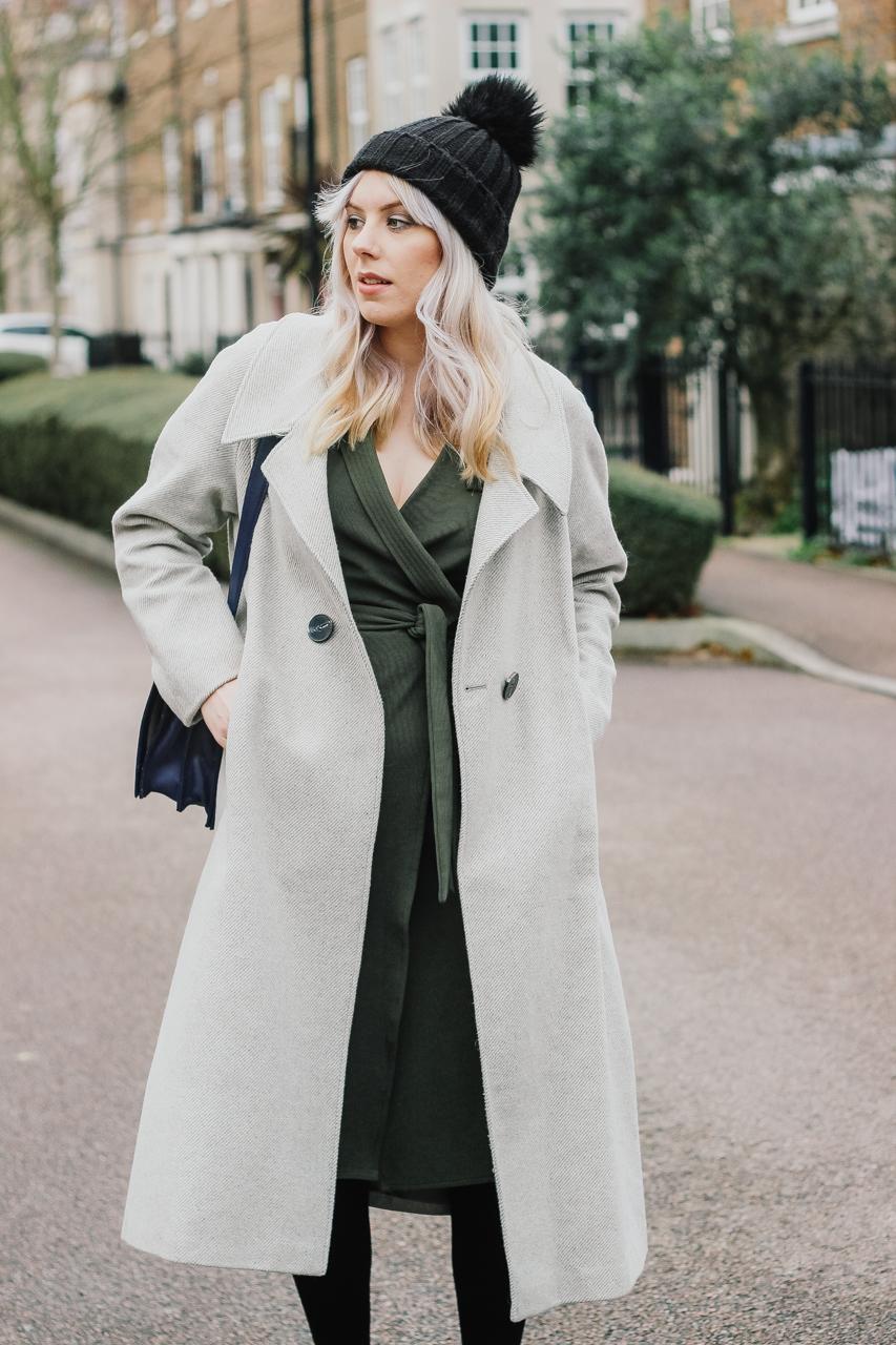 Oversized Maxi Coat Asos