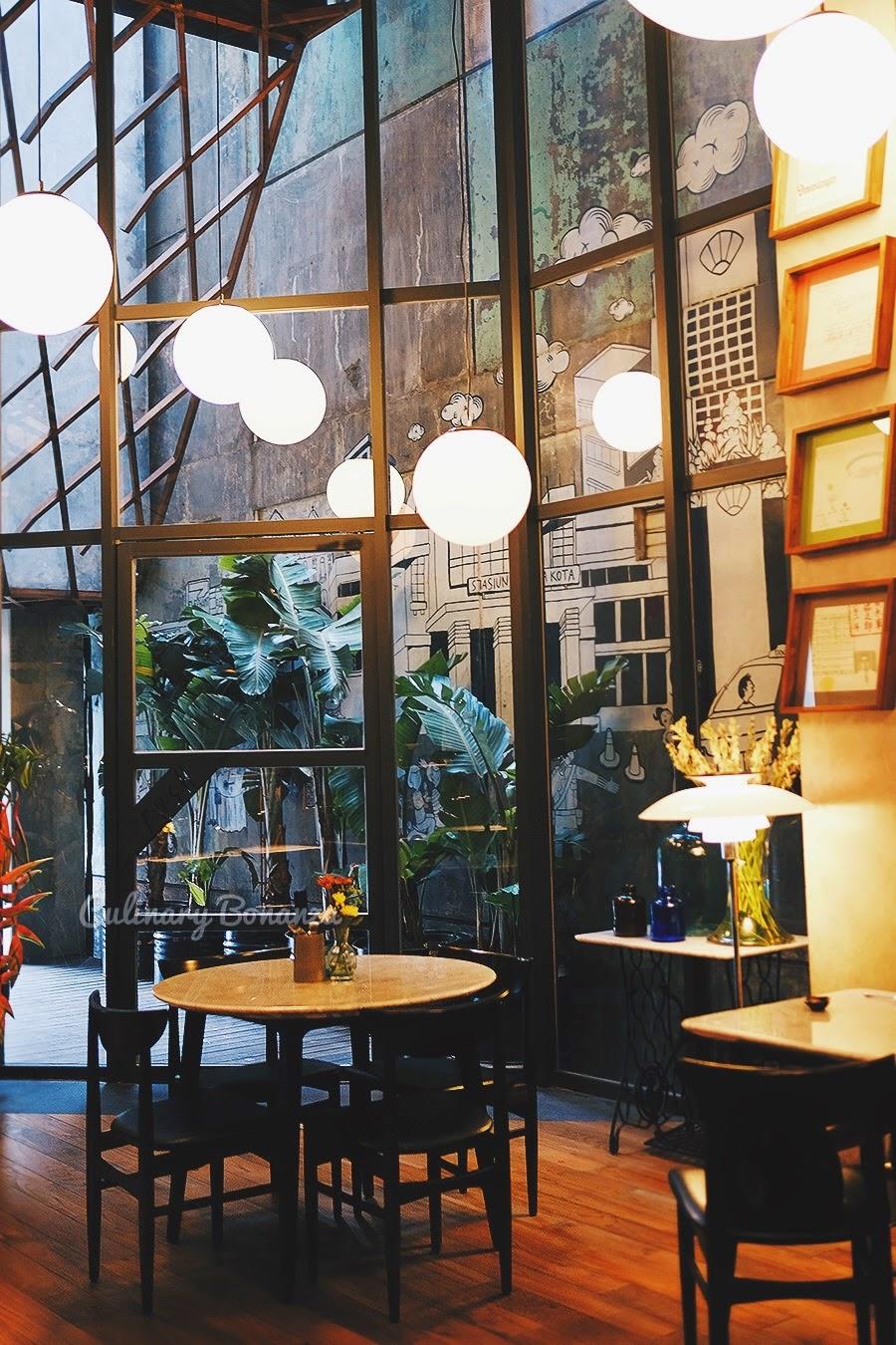 Waha Kitchen - Kosenda Hotel Jakarta