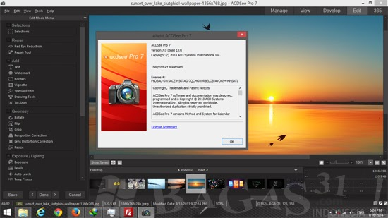 ACDSee Pro 7 Full Keygen 3